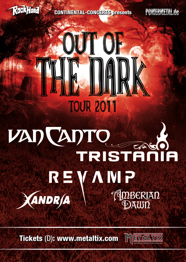 Out of the Dark Festival Tour 2011